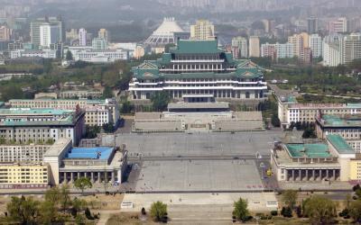 Kim Ir-senovo náměstí