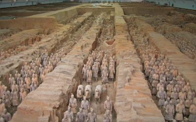 Terakotová armáda 2