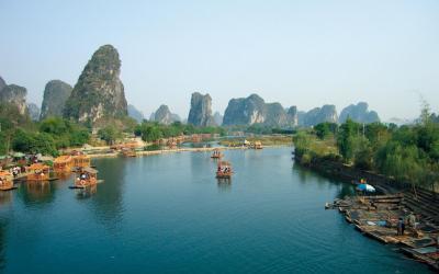 Řeka Li 3