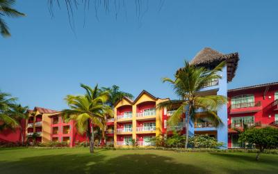 budova Club caribe Princess