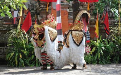 Barong | Indonésie