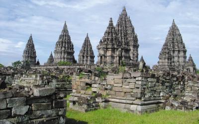 Prambanan | Indonésie