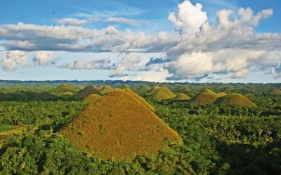 Bohol - Čokoládové kopce