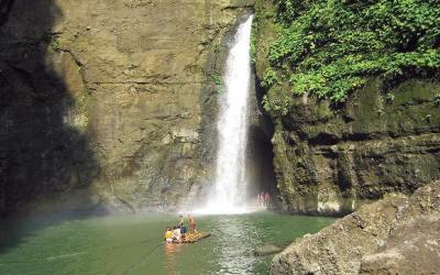 Vodopády Pagsanjan