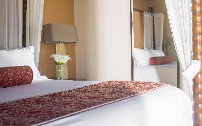 pokoj Almond pool suite | 760 Spice Island