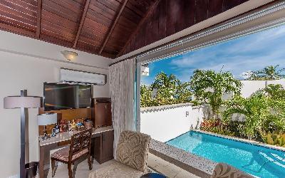 pokoj Luxury Almond suite | 760 Spice Island