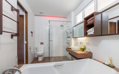 grand deluxe - koupelna