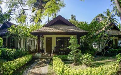 junior suite cottage - exterier 2