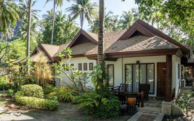 junior suite cottage - exterier