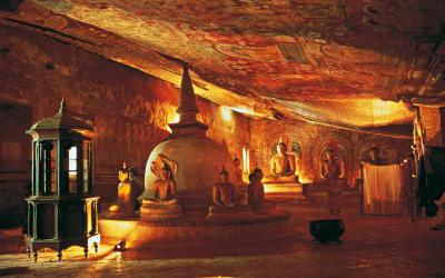 Srí Lanka | Dambulla