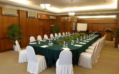 Berjaya-Langkawi-Resort-Meeting Room Boardroom Setup
