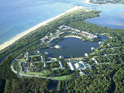 coral_sand_resort_1 - Novotel Twin Waters ****, Sunshine Coast