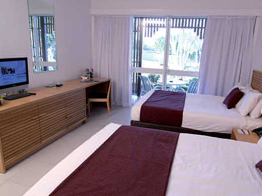 coral_sand_resort_3 - Novotel Twin Waters ****, Sunshine Coast