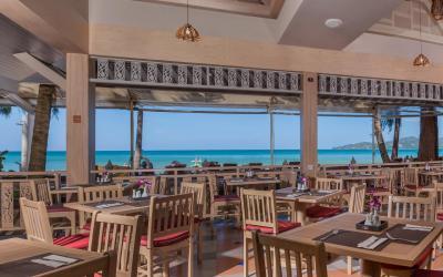 plážová restaurace