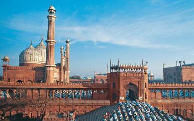 Jama Masjid Delhi | Indie
