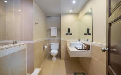 Comfort pokoj-koupelna