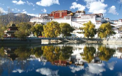 Lhasa Potála