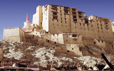 Leh palác