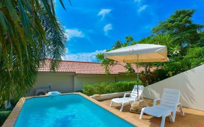 2 bedrooms pool villa - exterier 2