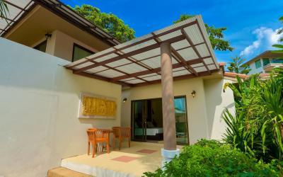 2 bedrooms pool villa - exterier