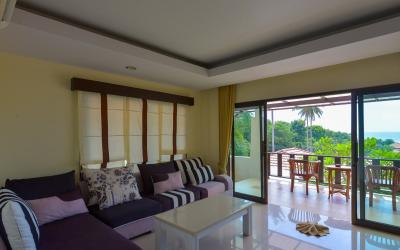 2 bedrooms pool villa - interier 2