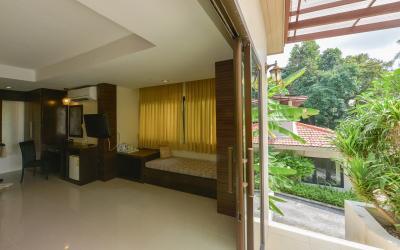 2 bedrooms pool villa - interier 3