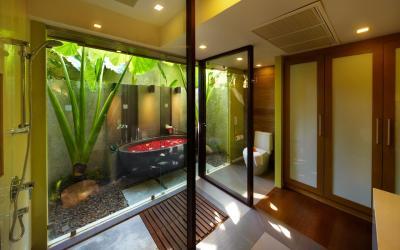 Deluxe Regency Bathroom
