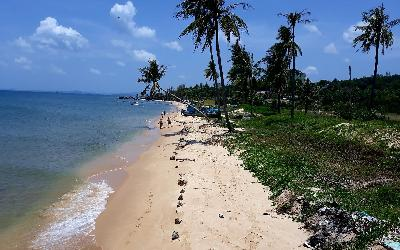 pláž  Phu Quoc