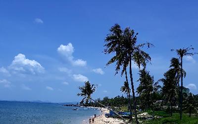 pláž Phu Quoc 2