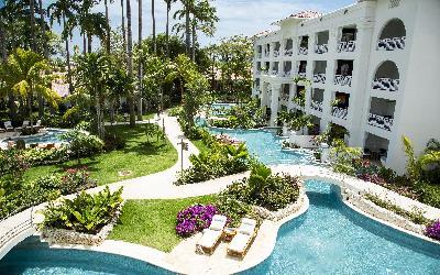 Swim up suites 3   760 Sandals Barbados