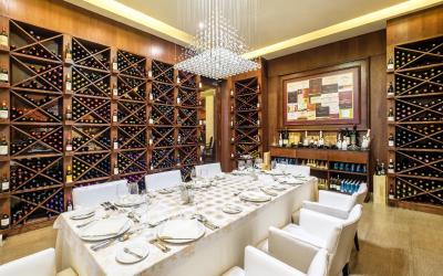 Cava - wine cellar