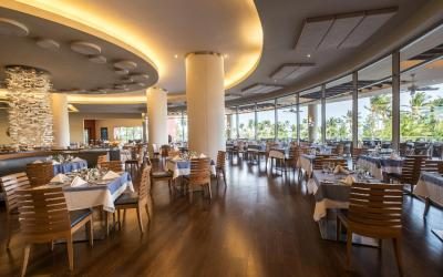El Coral Restaurant - Main restaurant