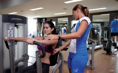 XPC_MODL17_110 - Model gym