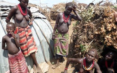 Kmen Dassenech | Etiopie