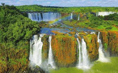 Iguacu Falls | Brazílie
