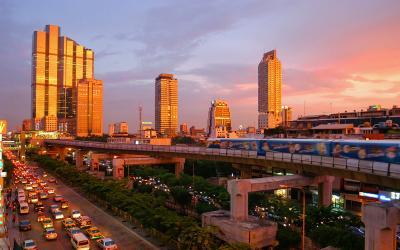 BANGKOK SKYTRAIL