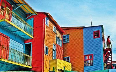 Argentína | Caminito Buenos Aires