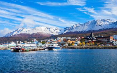 Argentína | Ushuaia