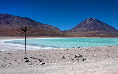 Laguna Verde | Chile