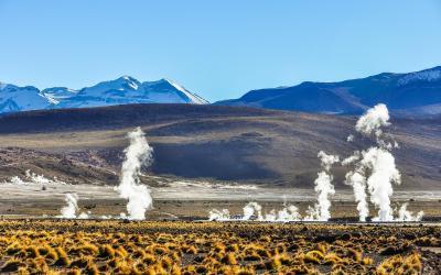 Tatio Geysers In Atacama Desert | Chile