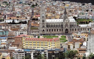 Bazilica Quito | Ecuador