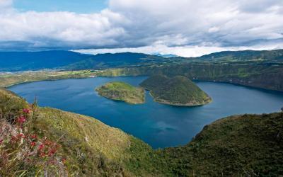 Laguna Cuicocha | Ecuador