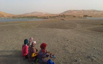 Duny u Merzougy | Maroko
