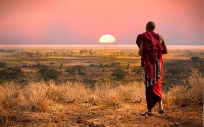 Maasai | Masaj v Serengeti