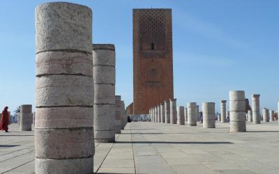 Rabat - Hassan Tower | Maroko