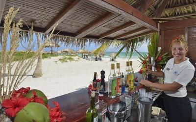 Bar playa Las Brisas