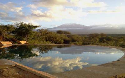 Satao Elerai, NP Amboseli | Keňa