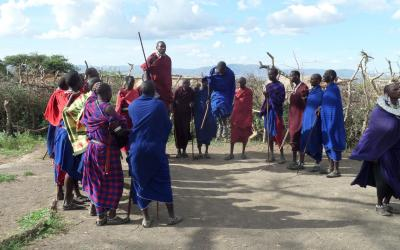 Masajové | Keňa