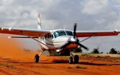 Cessna 208B Grand Caravan | Keňa