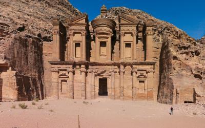 Petra | Jordánsko